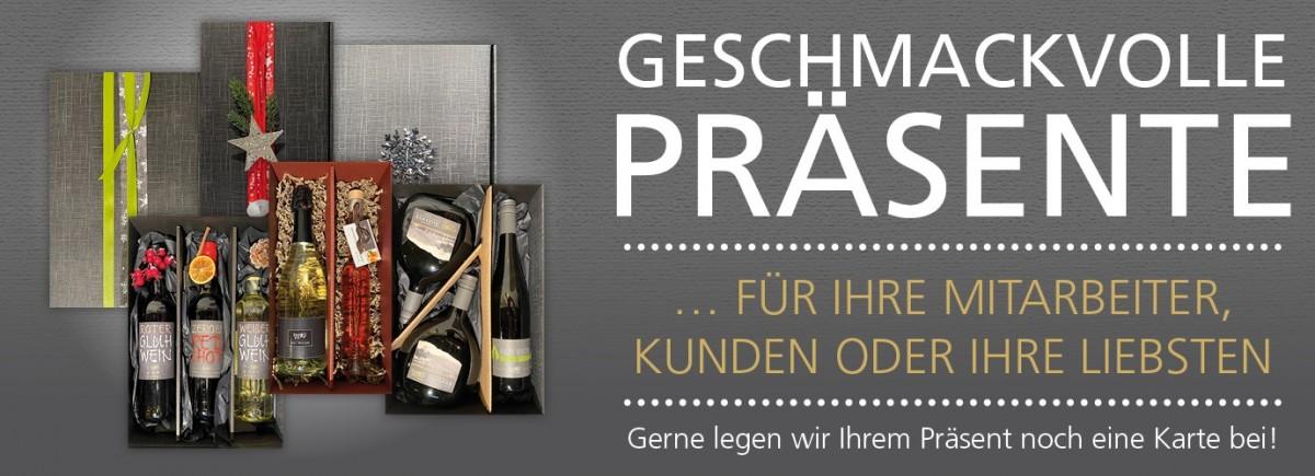 Wein Präsente