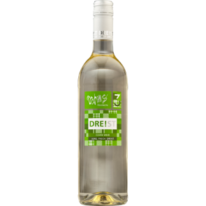 2015er DREIST - Cuvée weiß