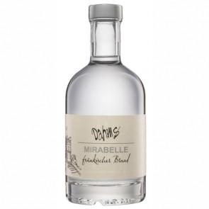 DAHMS Mirabelle 0,35l - Fränkischer Brand