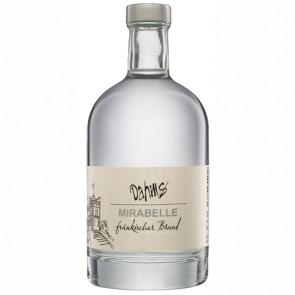DAHMS Mirabelle 0,5l - Fränkischer Brand