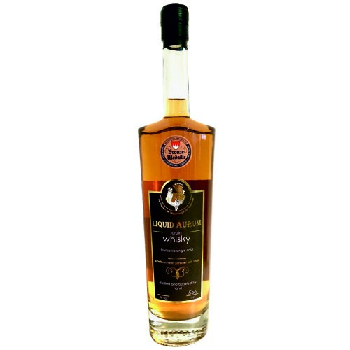 Liquid Aurum - grain Whisky 41 % vol. | 3 Jahre