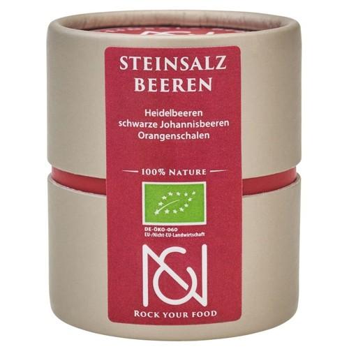 Steinsalz Beeren