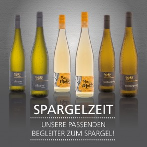 SPARGELZEIT - SIXPACK
