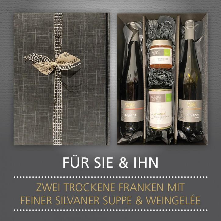 Weinpräsent - FÜR SIE & IHN
