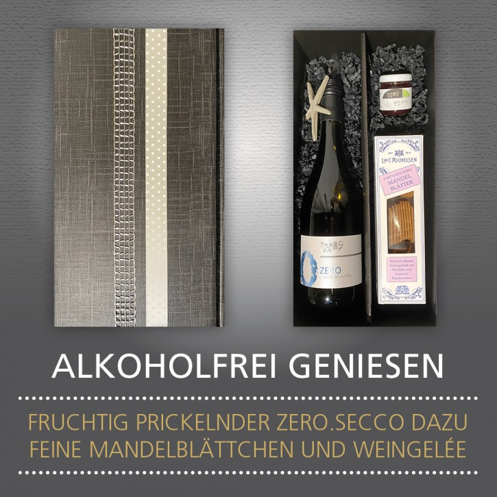 Weinpräsent - ALKOHOLFREI GENIESEN