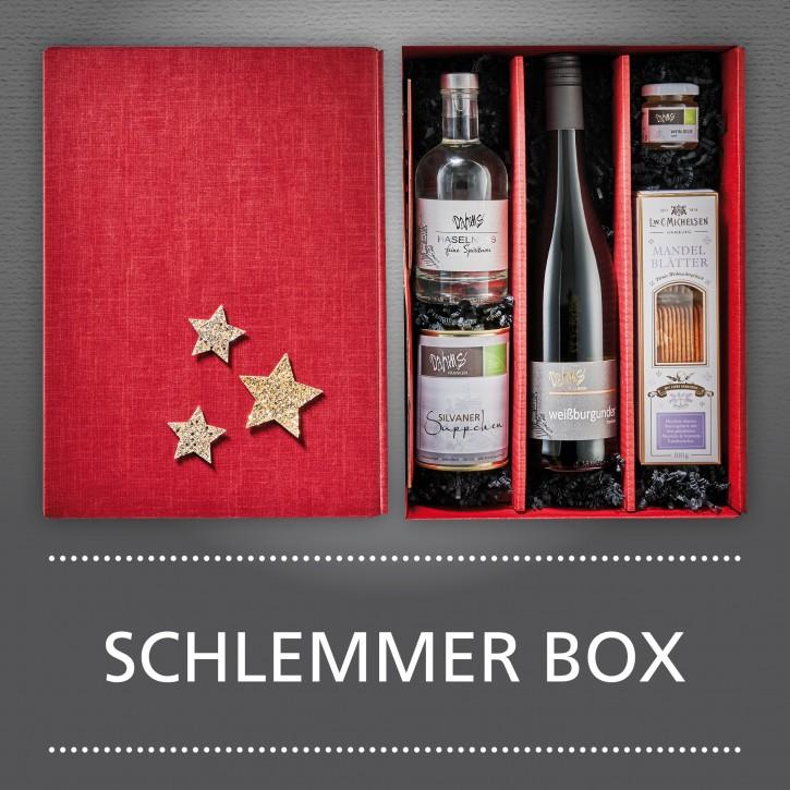 Weinpräsent - Schlemmer Box